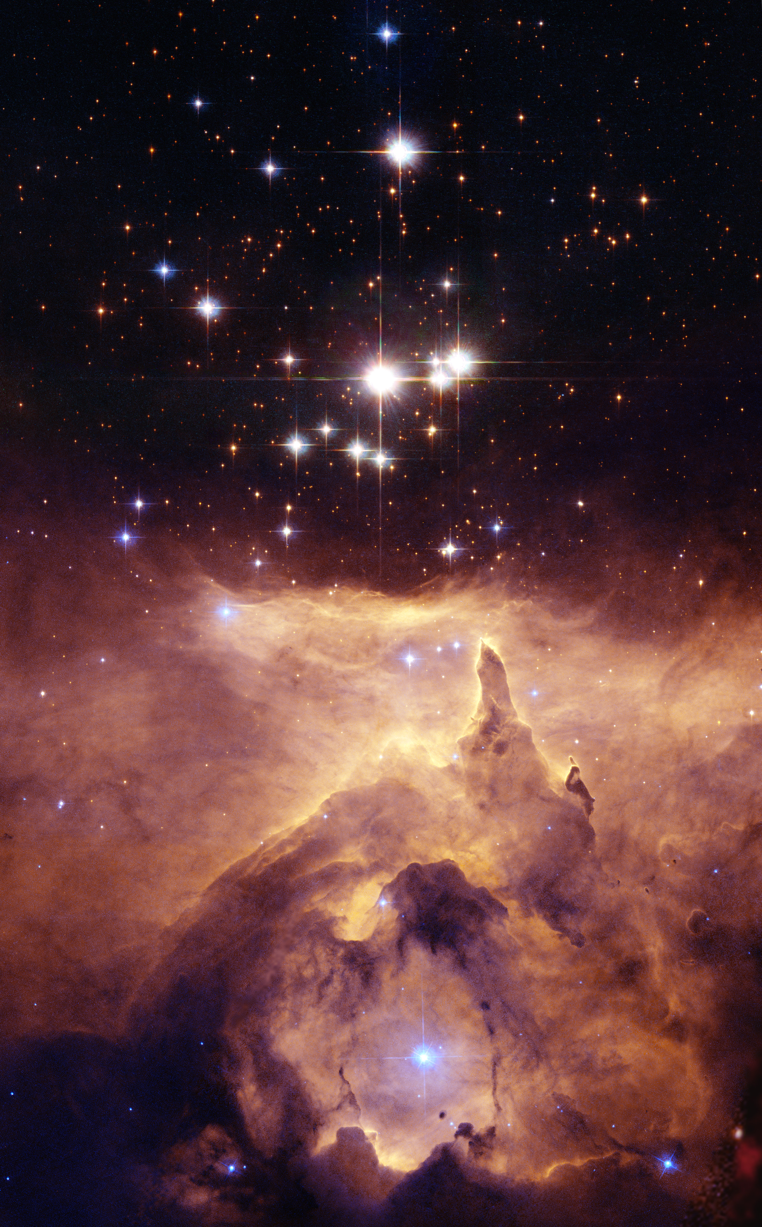 A Massive Star in NGC 6357