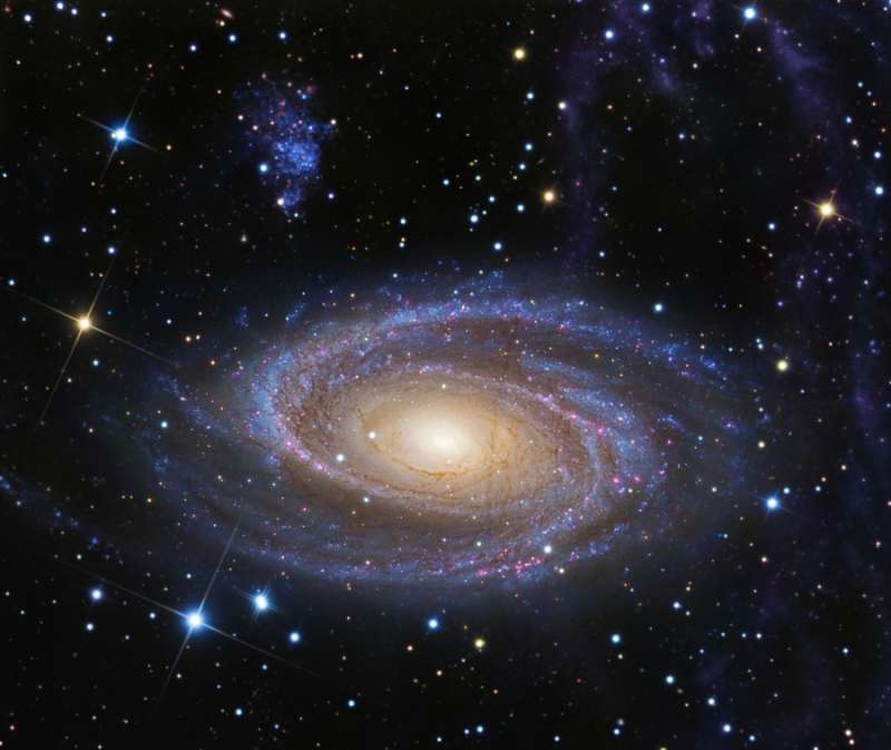 M81 and Arp s Loop
