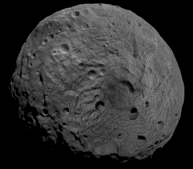 The South Pole of Asteroid Vesta