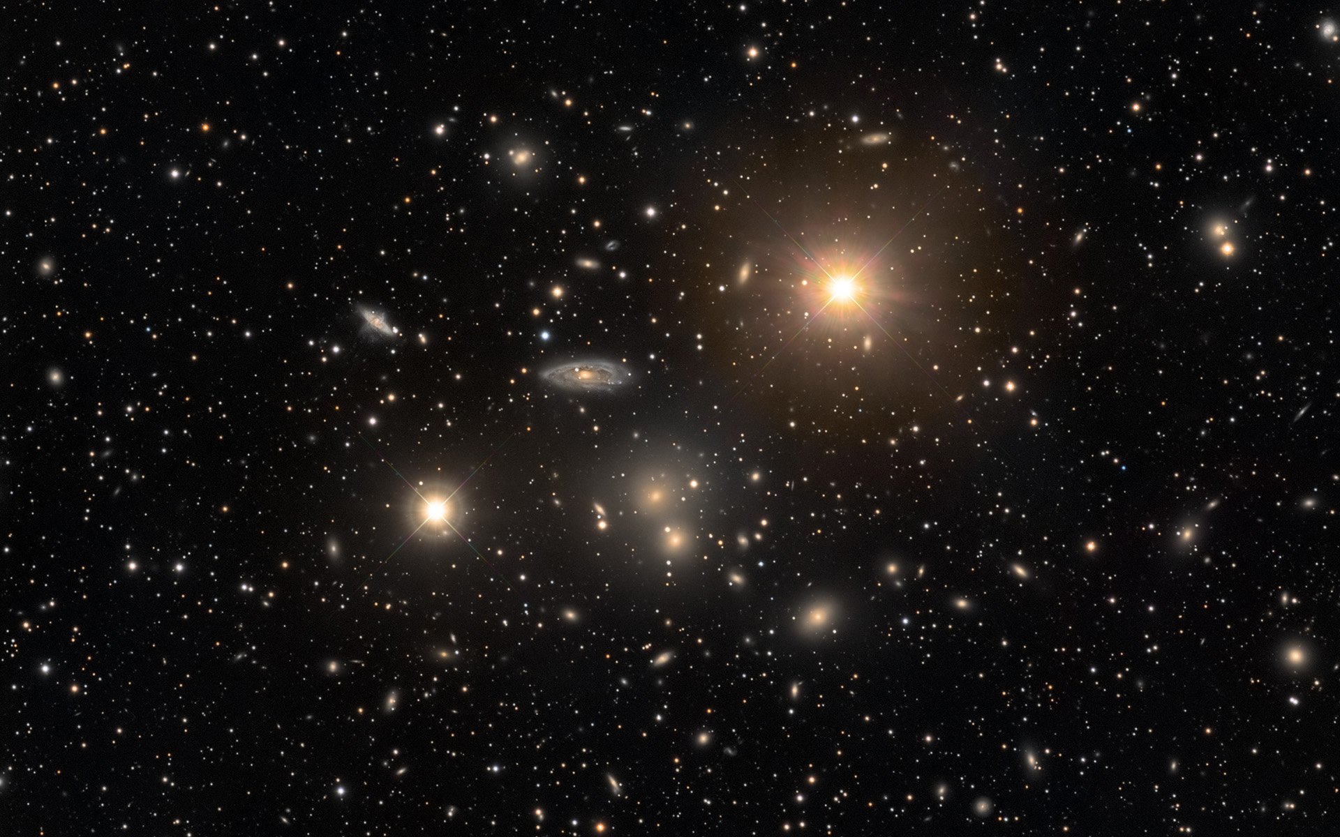The Hydra Cluster of Galaxies