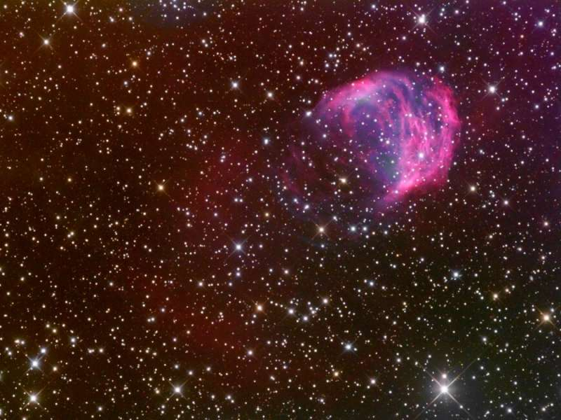 The Medusa Nebula