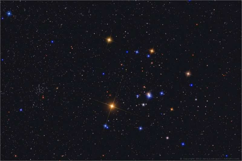 Hyades for the Holidays