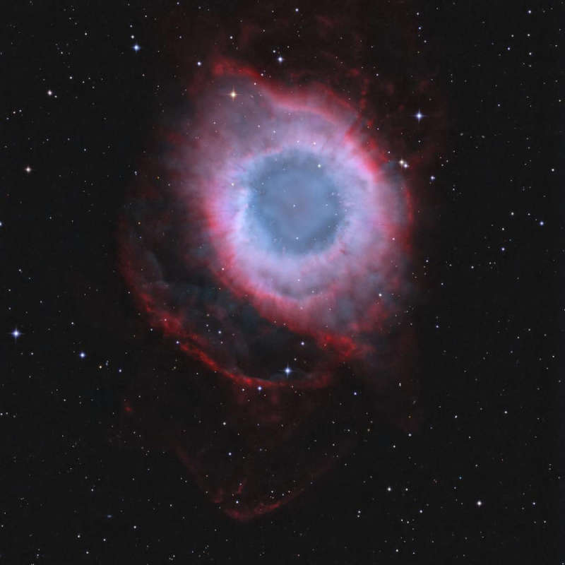 NGC 7293: The Helix Nebula