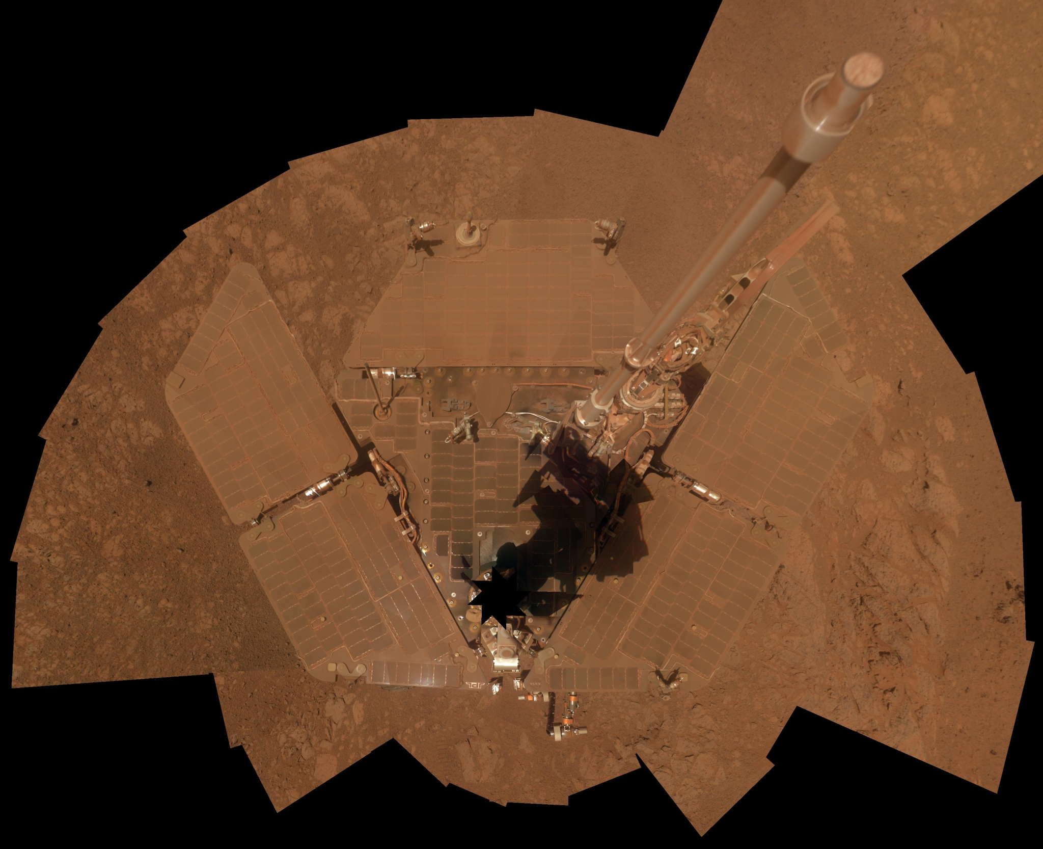 Opportunity s Decade on Mars
