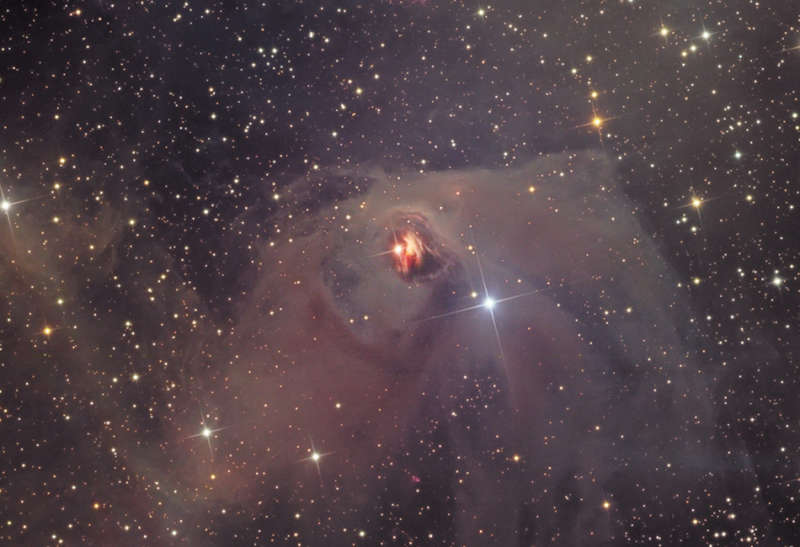 T Tauri and Hind s Variable Nebula