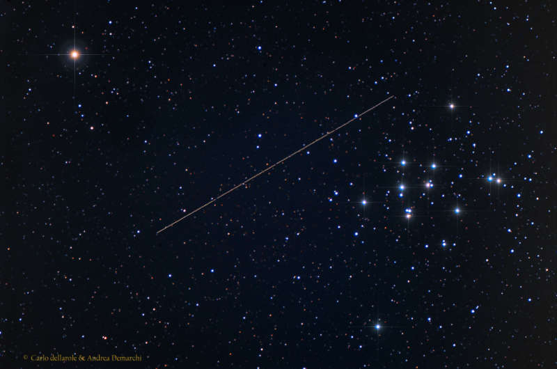 Close Encounter with M44