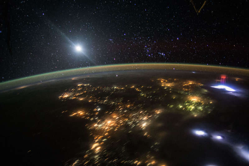 Sprites from Space