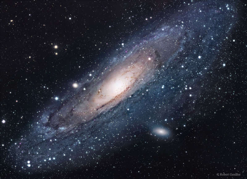 M31: The Andromeda Galaxy