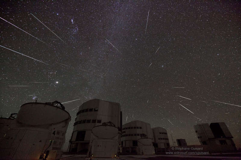 When Gemini Sends Stars to Paranal