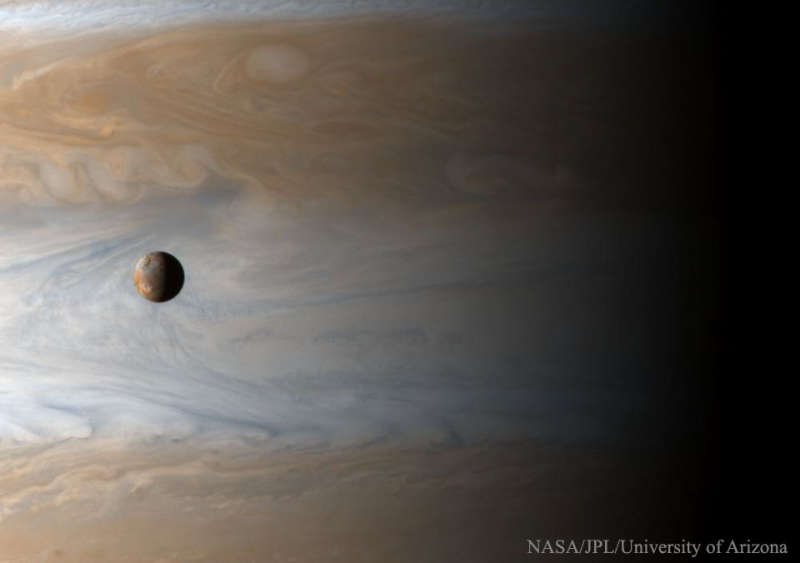 Io: Moon over Jupiter