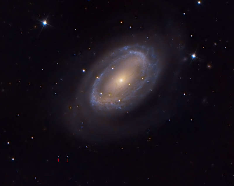The Easterbunny Comes to NGC 4725