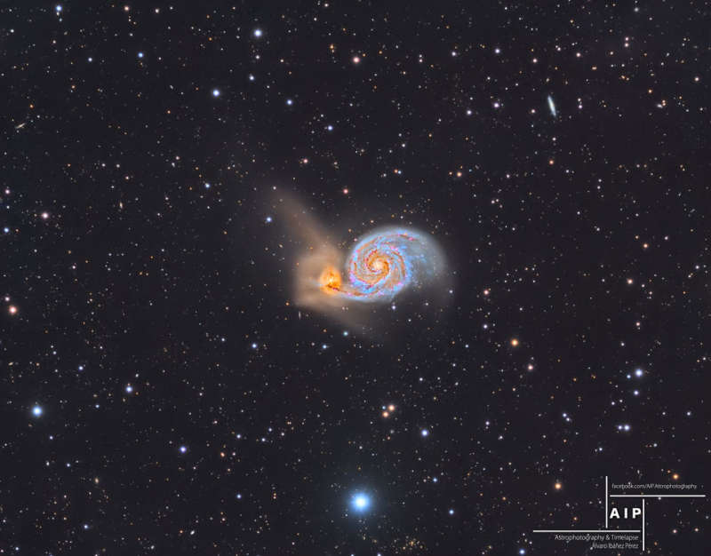 The Whirlpool Galaxy and Beyond