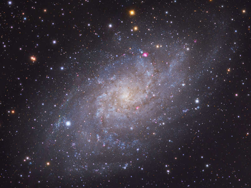 M33: Triangulum Galaxy