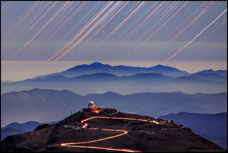 Cerro Tololo Trails