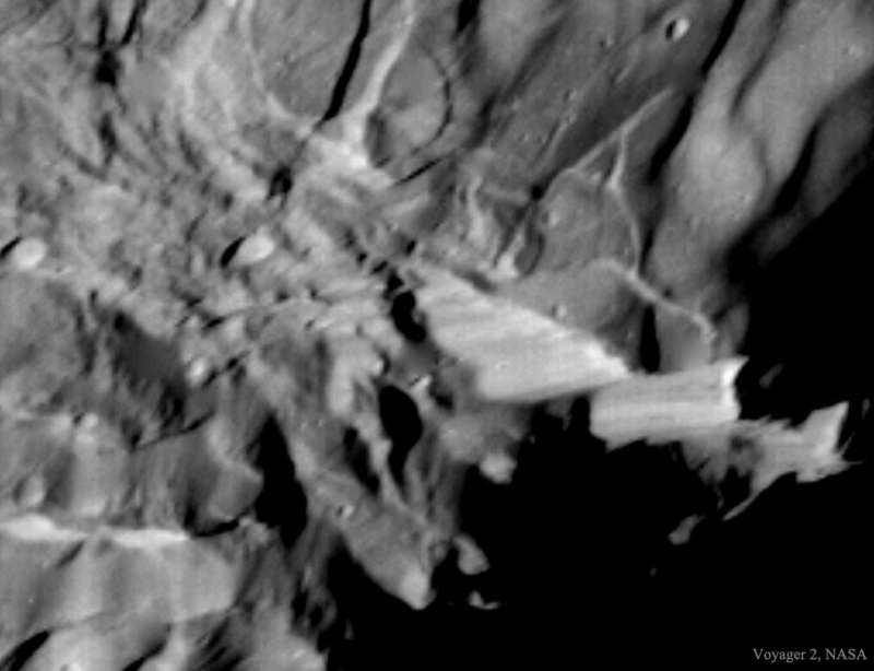 Verona Rupes: Tallest Known Cliff in the Solar System