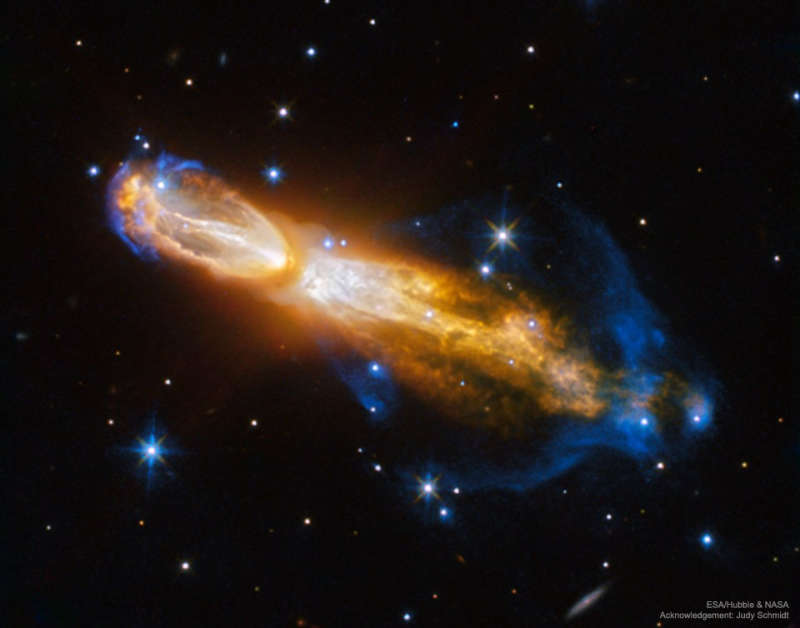 The Calabash Nebula from Hubble