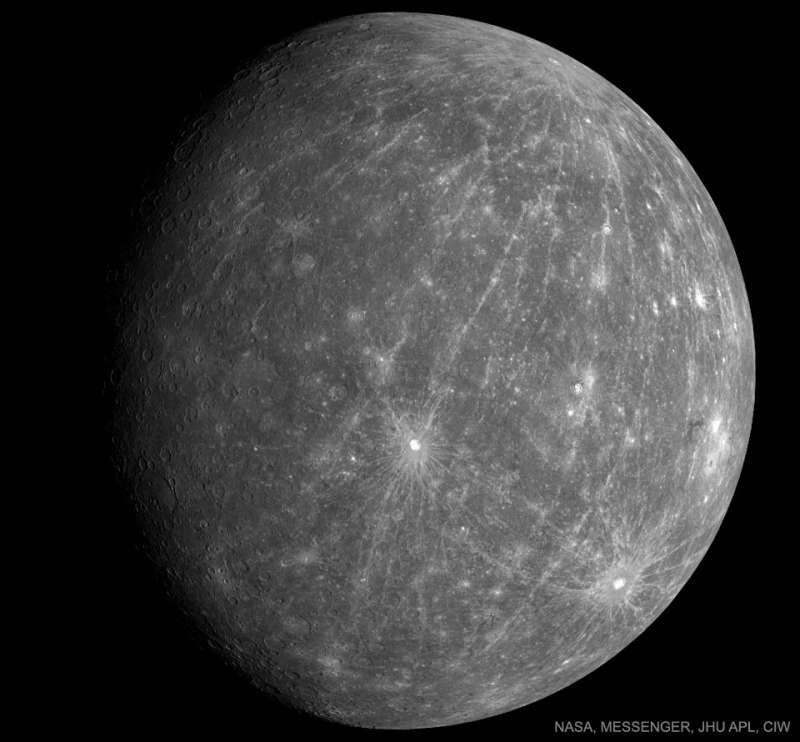 Mercury as Revealed by MESSENGER