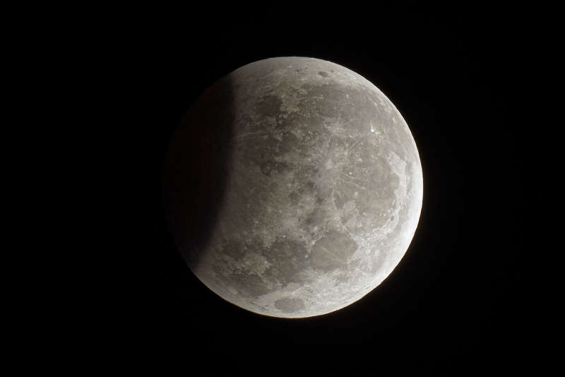 August Lunar Eclipse