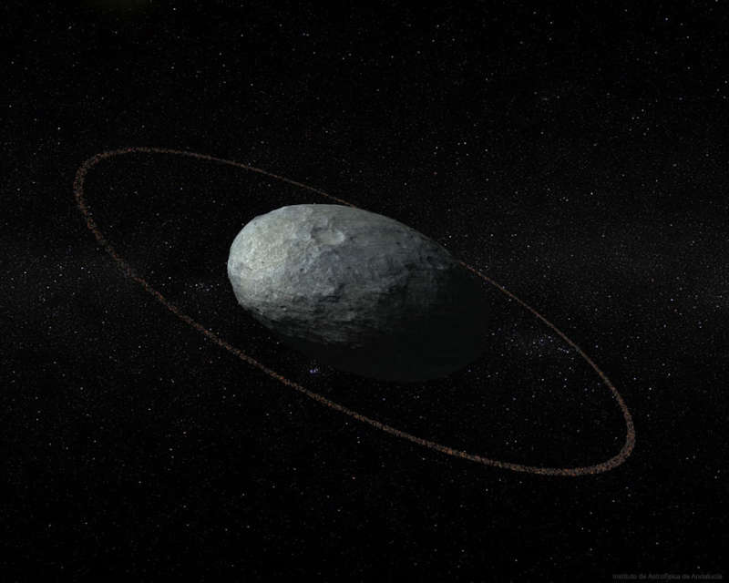 Haumea of the Outer Solar System
