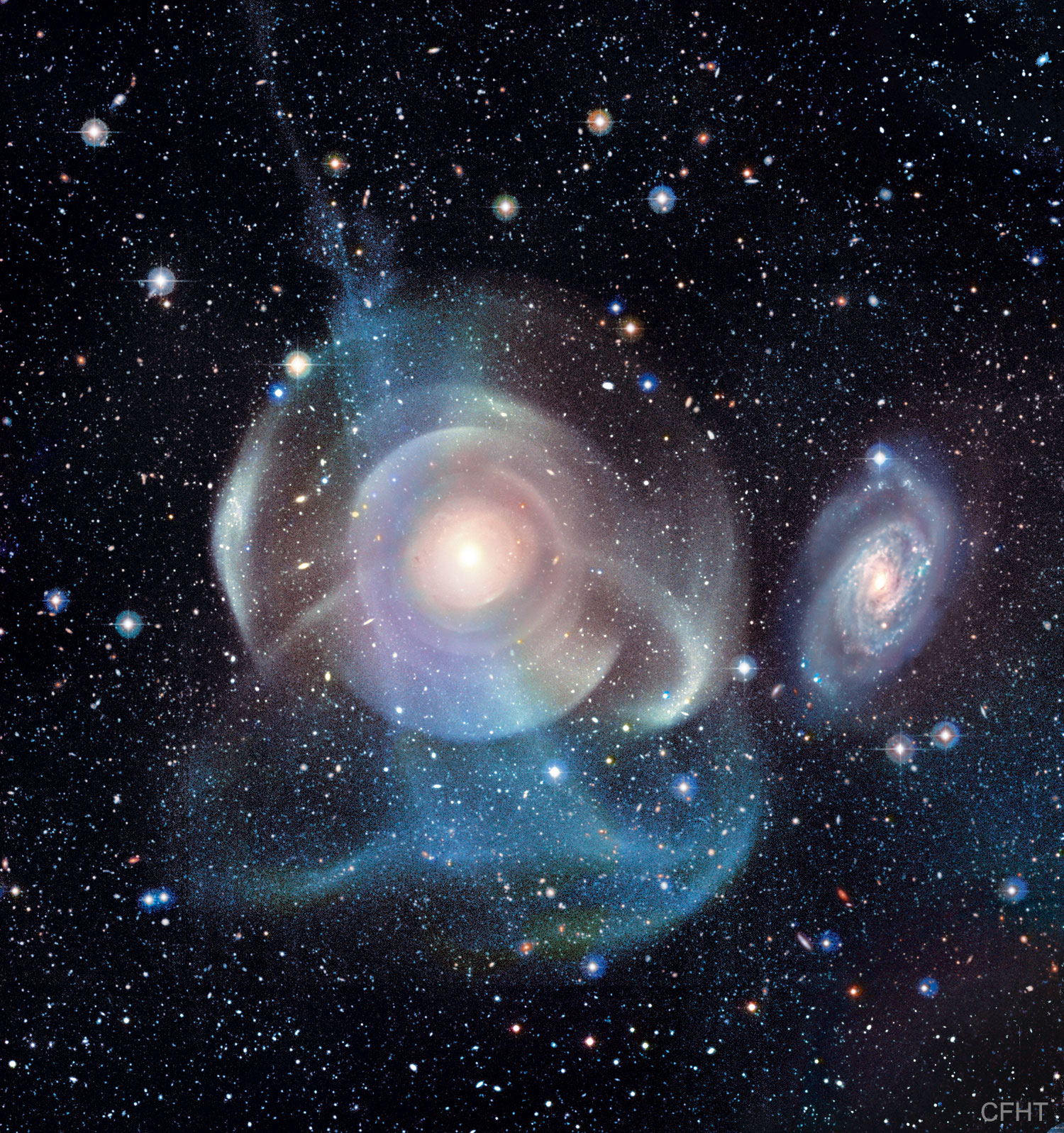 Galaxy NGC 474: Shells and Star Streams