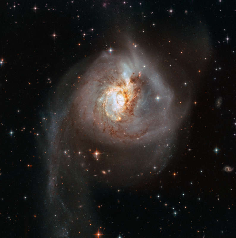 The Clash of NGC 3256