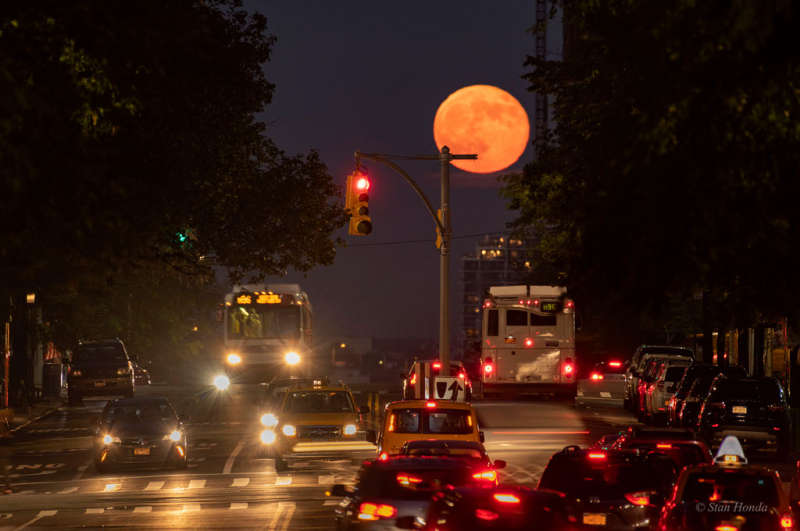 The East 96th Street Moon