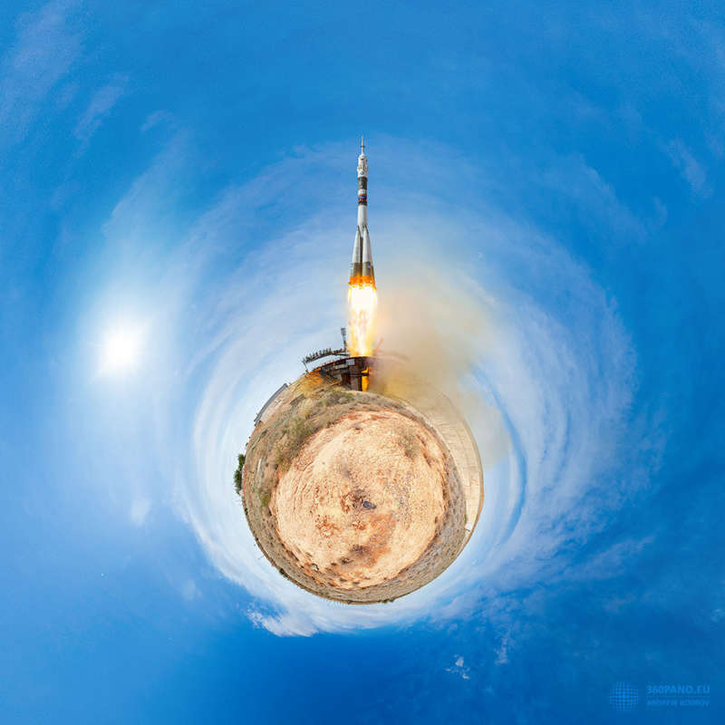 Little Planet Soyuz
