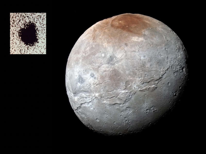 Charon: Moon of Pluto