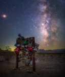 The Teapot and the Milky Way