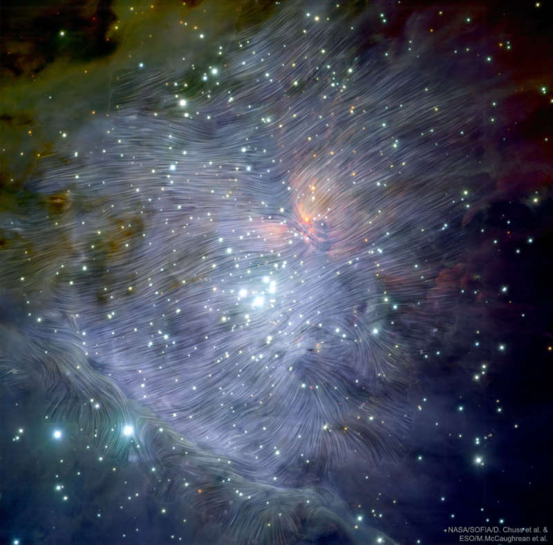 Magnetic Orion