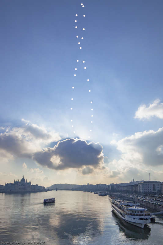 An Analemma of the Sun