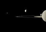 Moons of Saturn