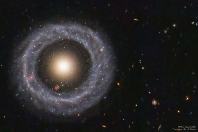 Hoags Object: A Nearly Perfect Ring Galaxy