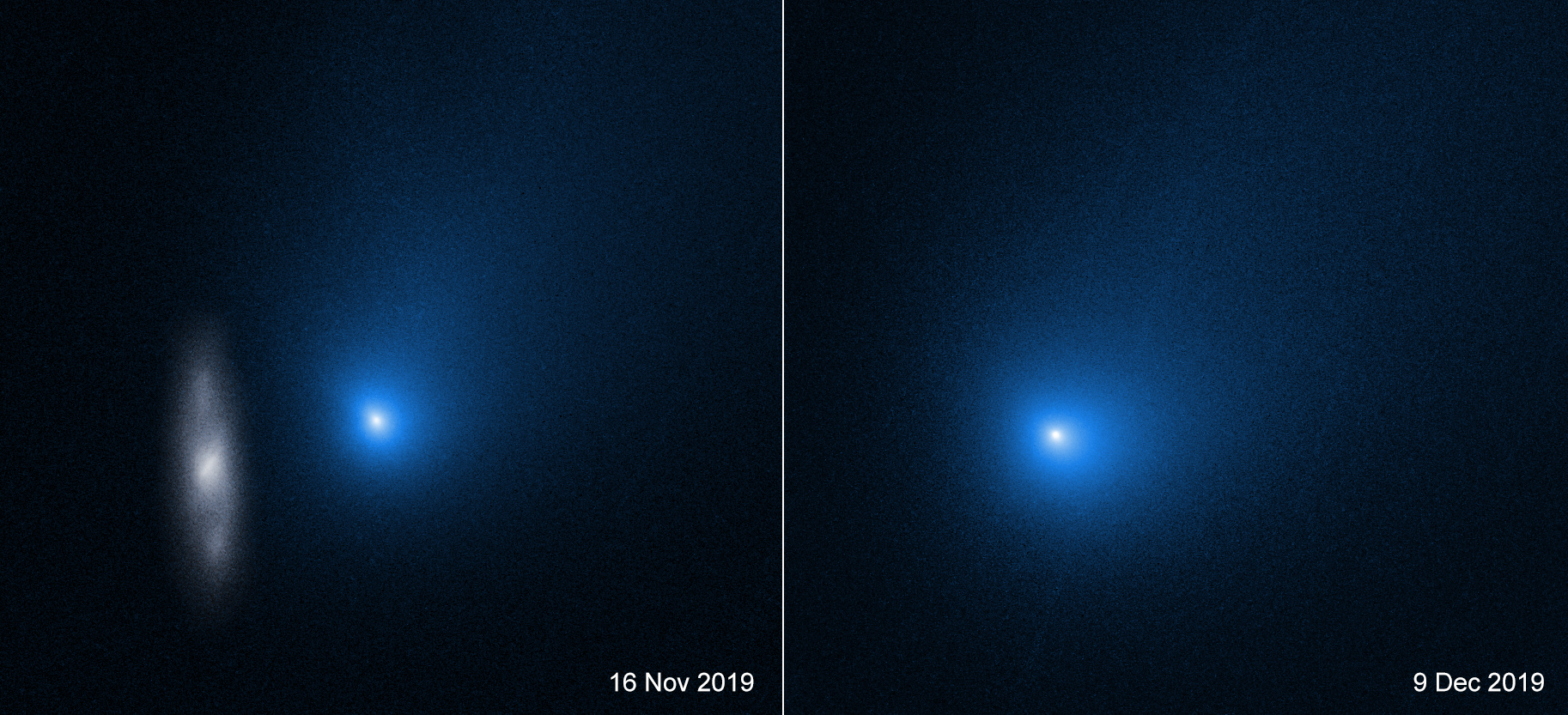 Interstellar Comet 2I Borisov