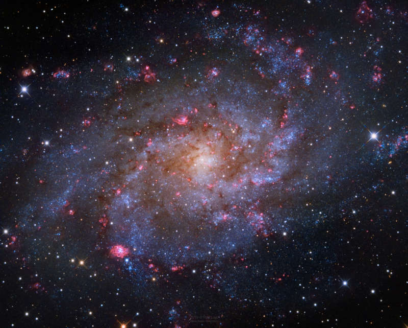 M33: The Triangulum Galaxy