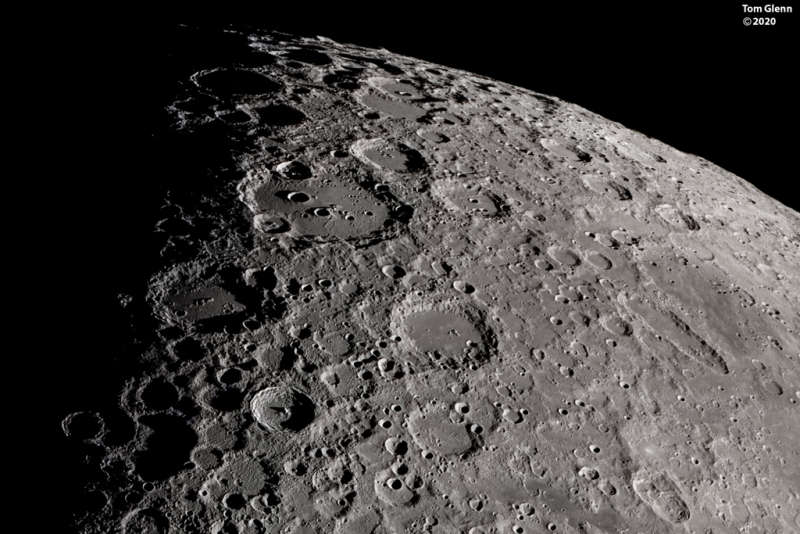 Southern Moonscape