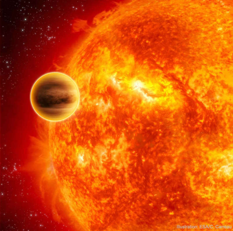 NGST 10b: Discovery of a Doomed Planet